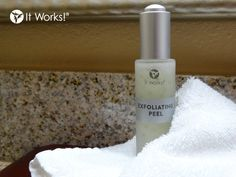 Take it all off twice a week to reveal a more youthful, luminous you! #Skincare