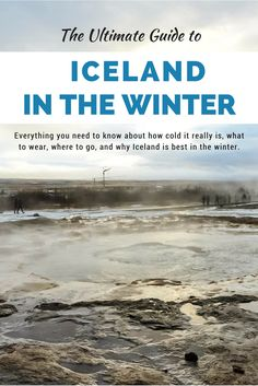 We spent a weekend in Iceland in the winter and loved it! There's something so raw and authentic about a blustery, snow-covered Iceland. Click through to find out how you can travel to Iceland for just a weekend and how you can do it in the winter!