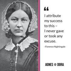 Check out Agnes & Dora's Nightingale dress!