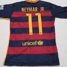 19796711d8e NEW Nike Neymar Jr Barcelona Soccer Jersey Brand new with tags is this Neymar  JR FCB jersey. Now you can support your favorite team with one of a kind  Nike ...
