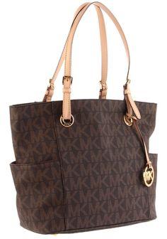 Michael Kors Signature Tote Handbag