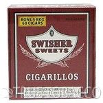 Swisher Sweets Cigarillos Box 60ct Cheap On Discount Online at TrueTobacco.com