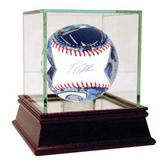 Troy Tulowitzki Signed Painted MLB Baseball (MLB Auth) This painted MLB baseball has been personally hand-signed by Baseball shortstop Troy Tulowitzki.100% Guaranteed AuthenticMLB AuthenticatedInclude