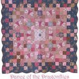 Like the idea of applique amongst the other little squares and love the outside shape