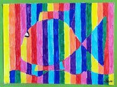 Afbeeldingsresultaat voor vis knutselen 3d
