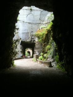 Othello Tunnels, Hope, BC, Canada