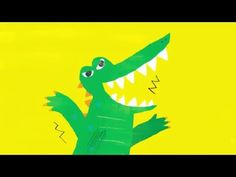 Alan's Big, Scary Teeth by Jarvis - Book Trailer featured at KidLit.TV