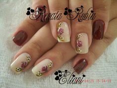 nails Fancy Nails, Cute Nails, Pretty Nails, Shellac Nails, My Nails, Acrylic Nails, Girls Nails, New Nail Art, Toe Nail Designs