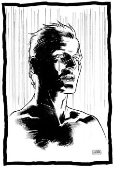 Roy Batty of Blade Runner by Joseph Cooper by AshcanAllstars.deviantart.com on @deviantART