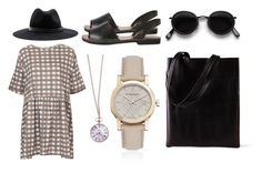 """embezzler"" by portia-clementine ❤ liked on Polyvore featuring rag & bone, Topshop, Toy Watch, Burberry and Acne Studios"