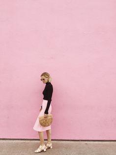 Cult Gaia Arc bag / Haley Boyd
