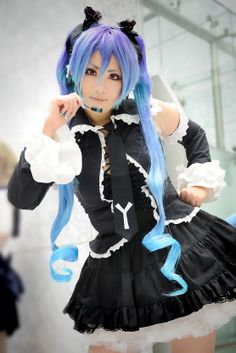 Vocaloid Hatsune Miku (Infinity Outfit)