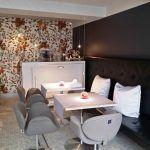 Veranda Casa Frumoasa - Restocracy - topul restaurantelor 2017 Conference Room, Restaurant, Table, Furniture, Home Decor, Decoration Home, Room Decor, Diner Restaurant, Tables