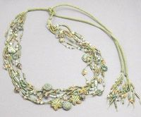 Free jewelry project from Sonoran Beads
