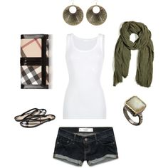 summer, created by dgualco.polyvore.com