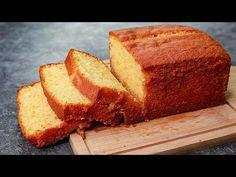 Bakery Style Pound Cake | Basic Vanilla Pound Cake Recipe | Yummy - YouTube Basic Pound Cake Recipe, Pound Cake Recipes, Dessert Cake Recipes, Homemade Cake Recipes, Vanilla Pound Cake Recipe, Vanilla Cupcakes, Vanilla Cake, Bakery Style Cake, Vegan Lunch Box