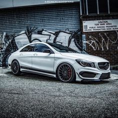 ️CLA45 AMG Owner : @cla45.amg (by: amgmercedesfans ) [Mercedes-AMG CLA 45| Fuel consumption combined: 7,1-6,9 (l/100 km) | CO2 emission combined: 165-161 g/km]