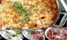 Skillet Lasagna!! Easy 30 Minute Stove Top Lasagna Recipe