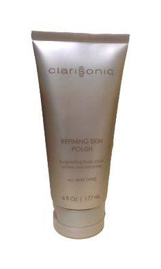 Clarisonic Refining Skin Polish Exfoliating Cream Body Cleanser, 6.0 Oz