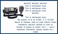 Mayday, mayday, mayday... need to sail the Atlantic Ocean!