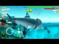 Using megalodon in Hungry Shark Evolution Shark Games, Future Games, Megalodon, Hack Online, Sharks, Free Money, Evolution, Video Games, Gems