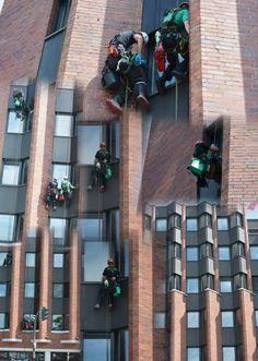 Fassadenreinigung Gebäudereinigung Hamburg | Gebäudeservice RS Hauschildt