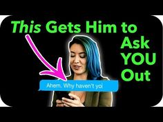 3 Playful Texts That Lead To A Date (Matthew Hussey, Get The Guy) - YouTube
