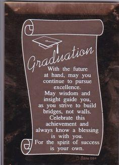 graduation celebration quotes graduation sayings High school graduation Poems Graduation Card Sayings, Graduation Prayers, High School Graduation Quotes, Graduation Message, Graduation Cards Handmade, Graduation Scrapbook, Graduation Crafts, Graduation Party Planning, Graduation Speech