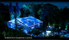 The Toronto Concert Orchestra performs symphonies, jazz standards, and cabaret tunes in the expansive gardens of Casa Loma Gothic Castle, Medieval Castle, Some Enchanted Evening, Glass Pavilion, Bless The Child, Billie Holiday, Opening Night, Event Venues, Destination Wedding