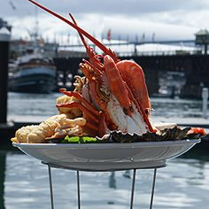 Capture the essence of Sydney dining and indulge in a tempting seafood menu, inspired by freshness and simplicity at Nicks Seafood Restaurant.
