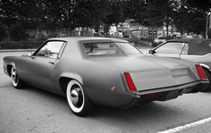 The 1967 – 1970 Cadillac Eldorado front-wheel-drive coupe was a ...