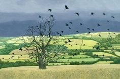Countryside Alarm by Annie Ovenden