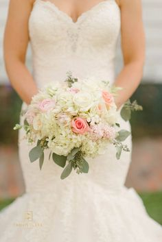Conor and Nadine | Southern Graces & Company | Lowcountry Bride | Beautiful Wedding Flowers and Bouquets
