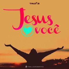 REDE MISSIONÁRIA: JESUS AMA VOCÊ