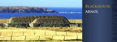 Blackhouse, Arnol  18 km from Stornoway