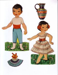 Dolls 'Round the World - Yakira Chandrani - Picasa Web Albums