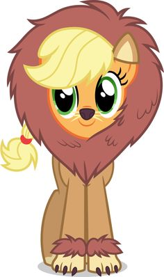 Applejack<< funny thing, my initials are A.J and I am also a leo. :)