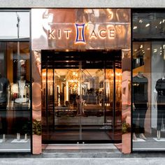 Kit and Ace Significantly Reduces Store Count The Canadian retailer once had more than 60 locations globally and now only a handful remain operational. For the full article visit our in bio. : Craig Patterson : Kit and Ace website .