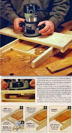 Scarf Joint - Joinery Tips, Jigs and Techniques   WoodArchivist.com