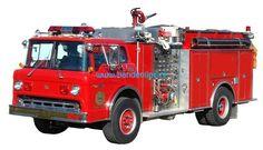 Strijkapplicatie brandweerauto zeer geschikt voor rekbare stoffen.