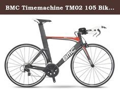 BMC Timemachine TM02 105 Bike Large. When you dream of racing an Ironman, but have yet to even start a Tinman, you're best served by a bike that is appropriate for a beginner but aspires to greatness. The BMC Timemachine TM02 105 Bike is that ride. The big reason is the mix of a cutting-edge aero frameset with a component build that is firmly value-oriented. The frame itself comes out of the same mold as the TM01, so you're benefiting from a world-beating design that has trounced the...