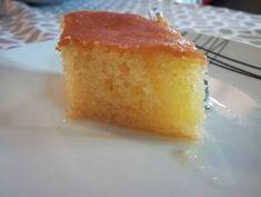 Greek Sweets, Greek Desserts, Greek Recipes, Cake Recipes, Dessert Recipes, Greek Cooking, Cornbread, Vanilla Cake, Deserts