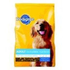 Pedigree Adult Complete Nutrition Dry Dog Food 17 LB (Pack of 9) @@@ You can see this great product. (This is an affiliate link and I receive a commission for the sales)