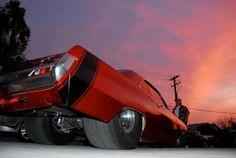 Dodge Dart Sunset