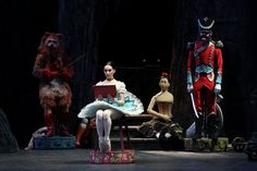 05.05.2015, Coppelia at the National Center for Performing Arts, the English National Ballet Tour in Beijing, China. Photo by WANG Xiaojing.