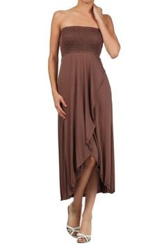 Modern Kiwi® Solid Versatile High Low Cover-Up Dress Skirt, http://www.amazon.com/dp/B00JV57M74/ref=cm_sw_r_pi_awdm_YAnKwb0C3TMA0