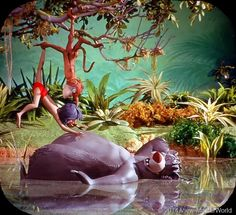 View-Master Jungle Book (B363): Scene 12