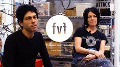 Freunde von Freunden - Sue Webster & Tim Noble