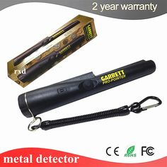 2016 upgraded Sensitivity Garrett metal detector pro pointer Pinpointing with Bracelet Hand Held Metal Detector Water-resistant♦️ B E S T Online Marketplace - SaleVenue ♦️👉🏿 http://www.salevenue.co.uk/products/2016-upgraded-sensitivity-garrett-metal-detector-pro-pointer-pinpointing-with-bracelet-hand-held-metal-detector-water-resistant/ US $35.63