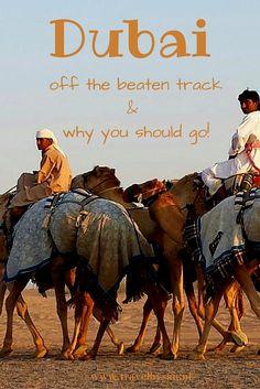 Trekt Dubai jou niet? Lees dan eerst even deze 'off the beaten track'-blog. Ik ben benieuwd of jouw mening over Dubai verandert!